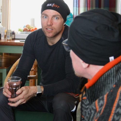Tord Asle Gjerdalen (Team Ragde Eiendom) & Marko Höynälä