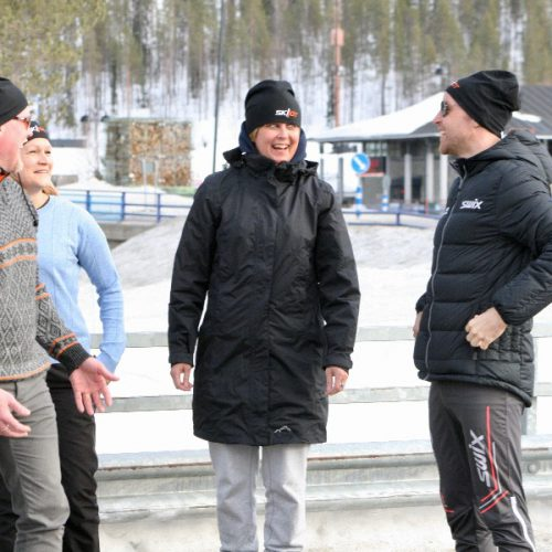 Marko Höynälä Anne Tuomi Saija Mikkilä Tord Asle Gjerdalen